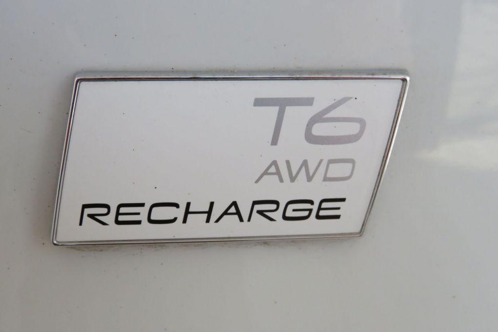 VOLVO V90 T6 AWD PLUG-INHYBRIDE / RECHARGE